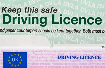 Driving Licence news