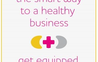 Equipsme graphic - the smart way to a healthy business