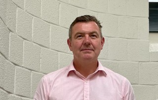 JMG Group's new cyber, crime and data client director, Andy Parkin
